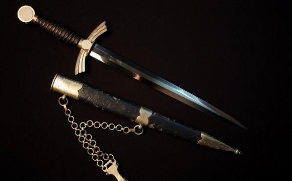 Немецкие мечи – их история