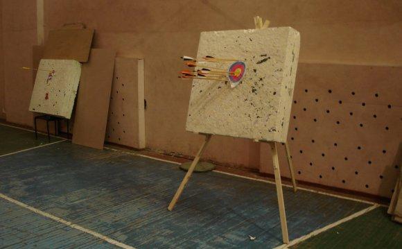 Изготовление щитов для мишеней