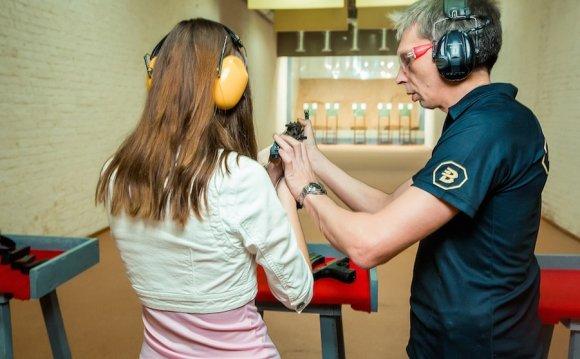 Тиры, стрельба в Москве