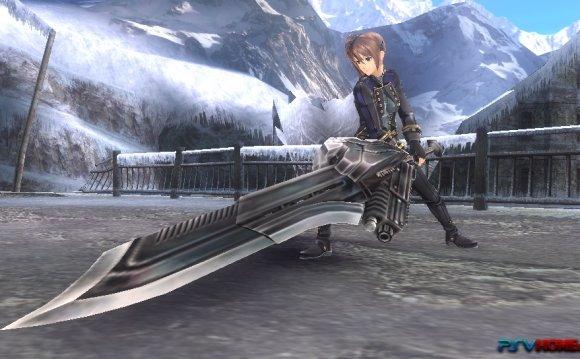 Виды оружия в God Eater 2 и